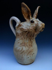 rabbit pitcher
